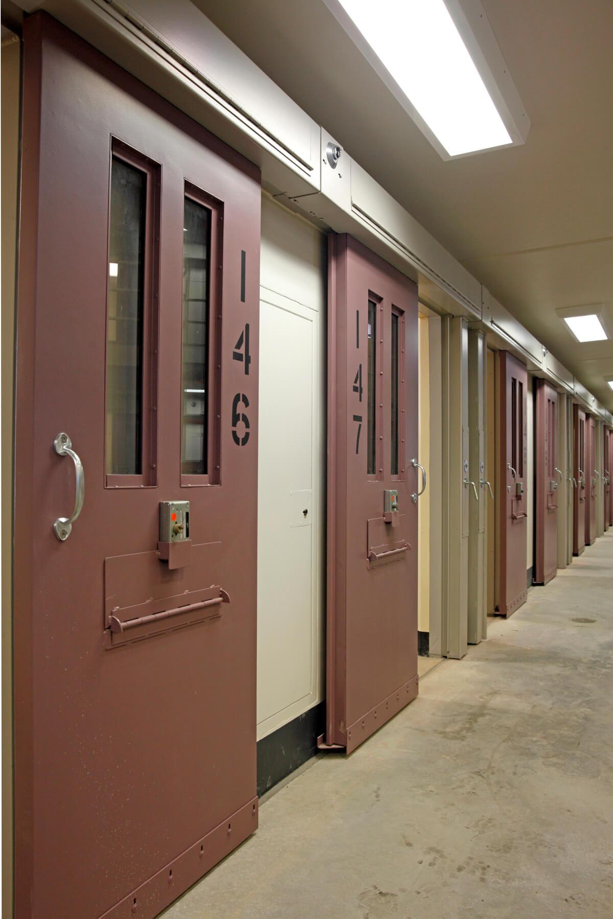 L 3 Close Security Housing Unit Design Build State
