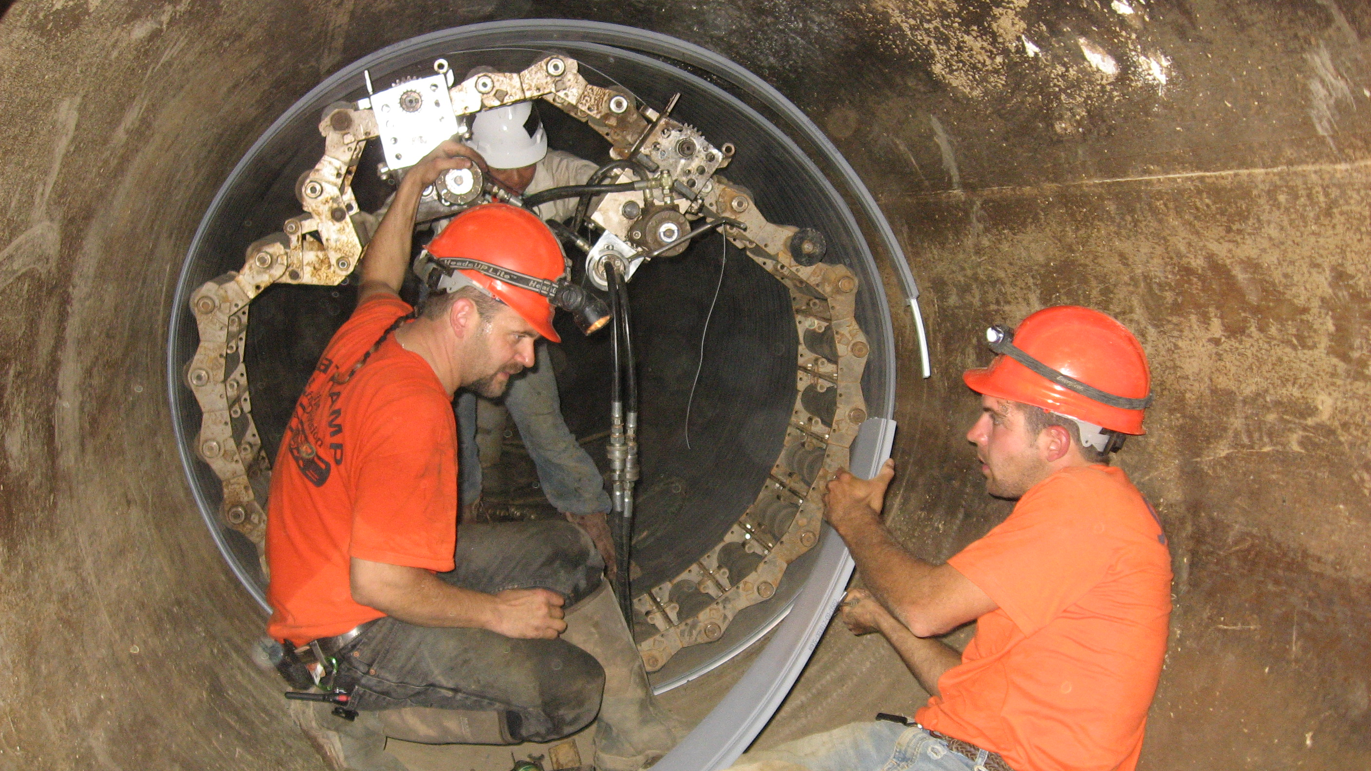 Northwest Branch Sewer Inspection And Repair Washington