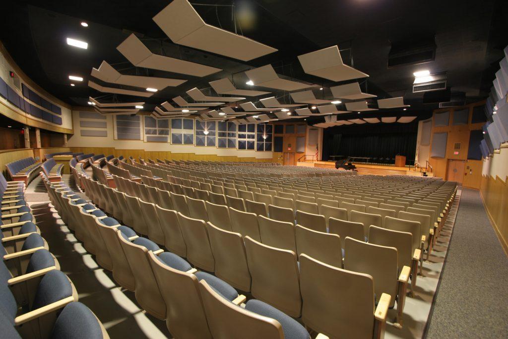 West York High School Auditorium
